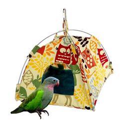 Small Pet Tent <font><b>Bird</b></font> Nest Hamster Chinchi
