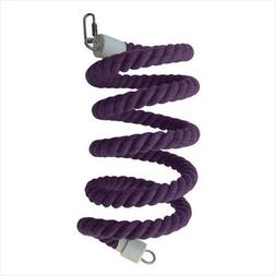Medium Solid Color Rope Boing without Bell