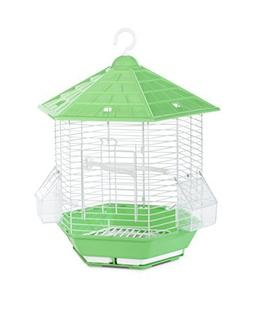 Prevue Pet Products SP31997GREEN Bali Bird Cage, Green by Pr