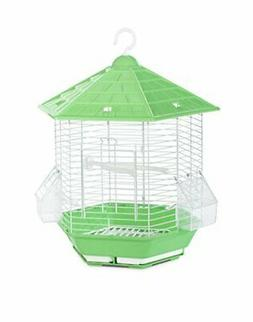 Prevue Pet Products SP31997GREEN Bali Bird Cage, Green