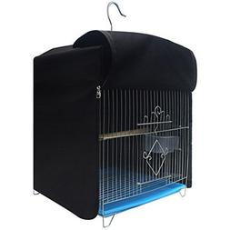 QEES Square Pet Birdcage Covers Large Muti-Functional Cockat