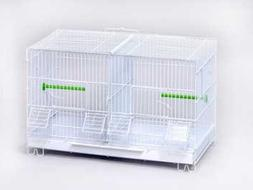 Stack and Lock Double Breeder Cage