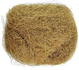 Natural Sterilized Coconut Fiber For Bird Nest Pet Cage Acce