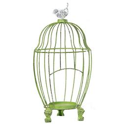 Benzara Striking Metal Bird Cage