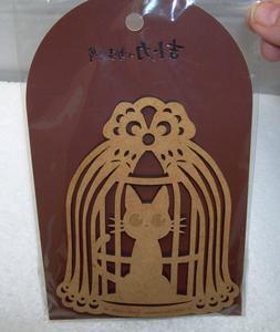 Studio Ghibli KIKIs DELIVERY SERVICE Wooden Cut-out  Ornamen