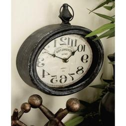 Stylish And Durable Assorted Chinese Metal Wall Clock - Set