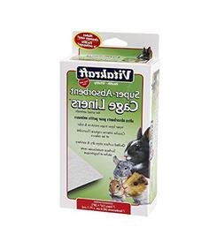 Vitakraft Super Absorbant Cage Liners for Small Animals - 7