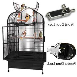 KING'S CAGES Superior line SLT 4032 Large Triple Top Cage /