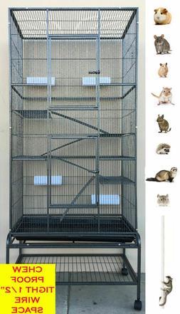 XX Large Tall 3 Level Ferret Chinchilla Sugar Glider Rat WRO