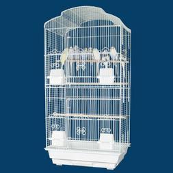 Large Tall Canary Parakeet Cockatiel LoveBird Finch Bird Cag