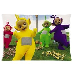 "Teletubbies Custom Zippered Pillow Cases 20""x 30"""