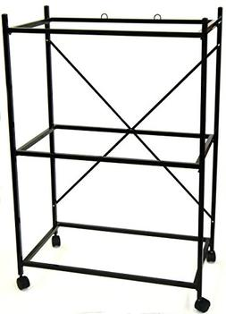 YML Three Shelf Stand for Medium Bird Breeding Cage