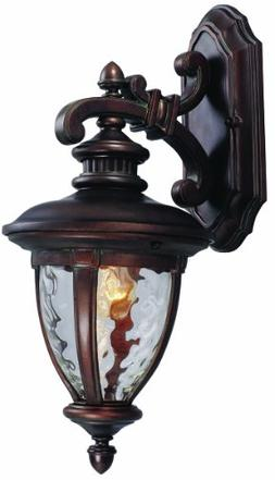 Tolland Collection Outdoor Lighting Patina Bronze Finish wit