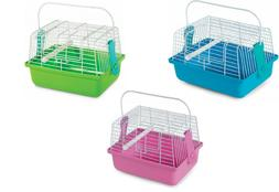 Travel Cage Carrier for Birds, Hedgehog and Small Animals, P