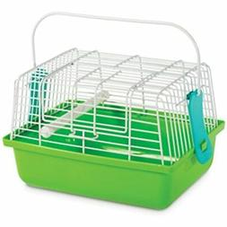 Travel Cage For Birds And Small Animals, Green Pet Supplies