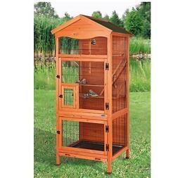 Trixie Aviary Bird Cage - 71'h X 32'w X 31'd
