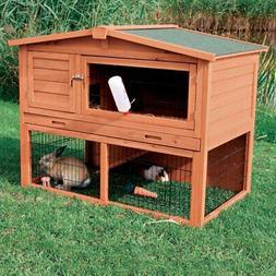 TRIXIE Natura Rabbit Hutch with Enclosure
