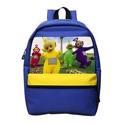 TV tubbies School Backpack Bookbag Lightweight Trip Bag Mini