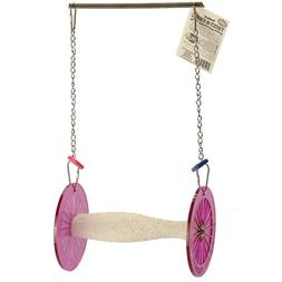 Polly's Twist-N-Swing for Pet Birds, Medium