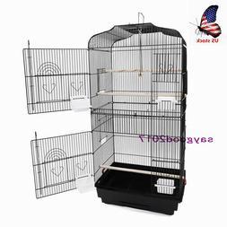 "US 37"" Bird Parrot Cage Canary Parakeet Cockatiel Love Bird"
