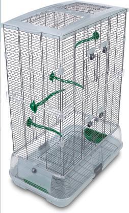vision ii model m02 bird cage medium