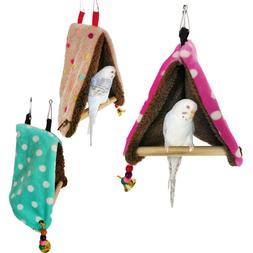 Warm <font><b>Bird</b></font> Nest Bed Hammock House Perch f