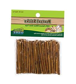 Ware Manufacturing Willow Critters Pretzel Sticks Small Pet