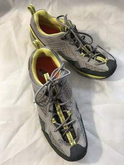 Womens Merrell Avian Light Ventilator Gray Trail Running Sho