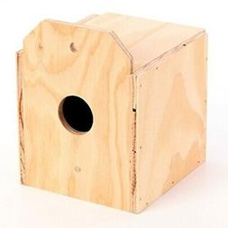 Ware Manufacturing Wood Finch Reverse Nest Box, Finch