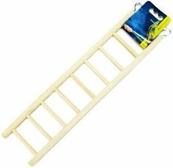 Living World Wooden Ladder, 9 Step
