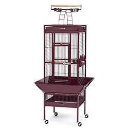 Prevue Hendryx Small Wrought Iron Select Bird Cage / Safe Wi