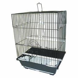 YML Flat Top Parakeet Cage