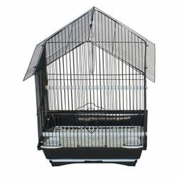 YML House Top Style Parakeet Cage