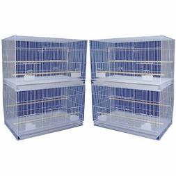 YML Lot of 4 Medium Breeding Cages
