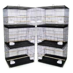 YML Lot of 6 Small Breeding Cages