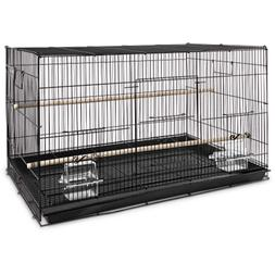 You & Me Finch Rectangle Flight Cage - Bird Cage with 4 Door
